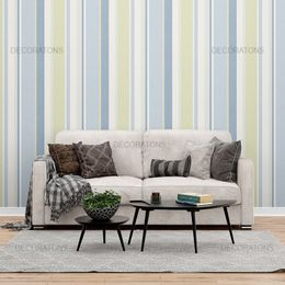 papel-de-parede-listrado-vertical-azul-e-verde
