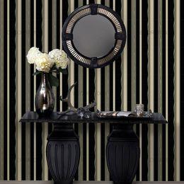 papel-de-parede-listrado-vertical-moderno-preto