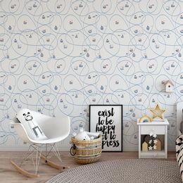 papel-de-parede-barcos-velejando-branco