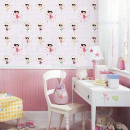 papel-de-parede-bailarina-rosa-claro