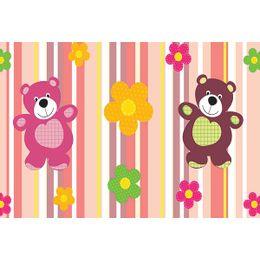 papel-de-parede-urso-e-flores-listrado-rosa