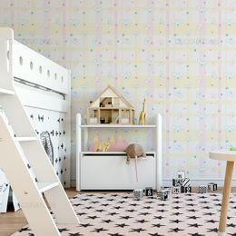 papel-de-parede-cachorro-listrado-amarelo-claro