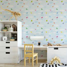 papel-de-parede-passarinhos-nuvens-e-coracao-azul-claro-1