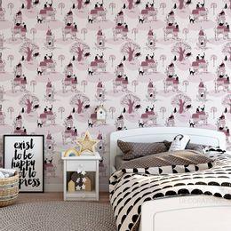 papel-de-parede-castelo-com-gatos-ameixa-1
