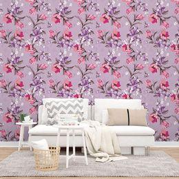 papel-de-parede-tulipa-em-buque-lilas