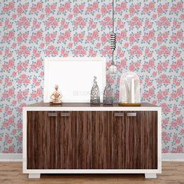 papel-de-parede-floral-listrado-com-rosas-azul-claro-1
