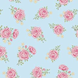 papel-de-parede-flores-vetor-azul-claro