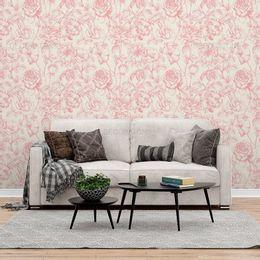 papel-de-parede-floral-vazado-com-rosas-creme-1