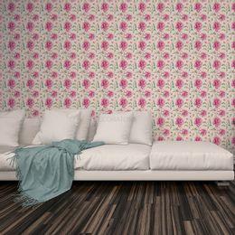 papel-de-parede-cravo-floral-delicado-branco