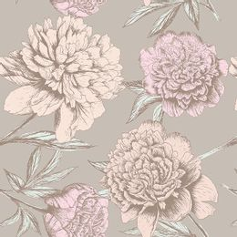 papel-de-parede-floral-delicado-tons-pasteis-avela