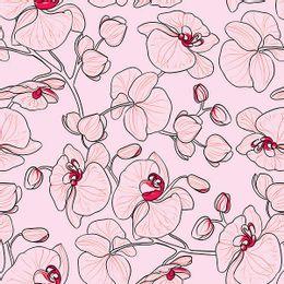 papel-de-parede-orquidea-em-galhos-rosa