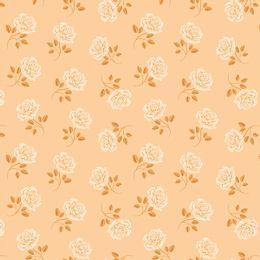 papel-de-parede-vintage-rosas-pessego