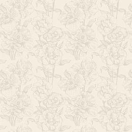 papel-de-parede-delicado-floral-tropical-palha