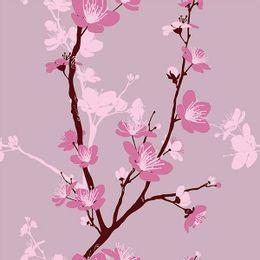 papel-de-parede-cerejeira-fundo-rosa-queimado