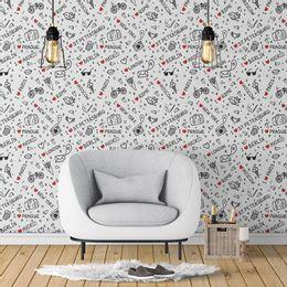 papel-de-parede-i-love-rome-london-moscow-new-york-branco-1