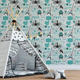 papel-de-parede-paris-lamour-turquesa