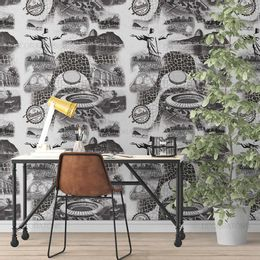 papel-de-parede-rio-de-janeiro-preto