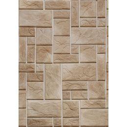 papel-de-parede-tijolo-variado-bege
