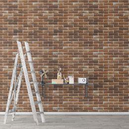 papel-de-parede-tijolinhos-tons-marrom