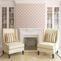 papel-de-parede-xadrez-rosa-claro