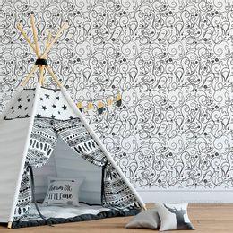 papel-de-parede-gatos-e-novelos-de-la-branco-1