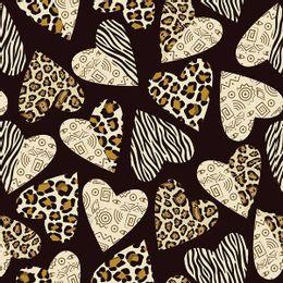 papel-de-parede-coracoes-estampados-onca-e-zebra-cafe