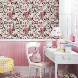 papel-de-parede-vintage-cupido-bege