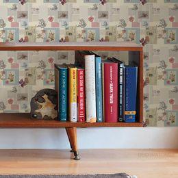 papel-de-parede-love-patchwork-colorido