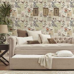 papel-de-parede-patchwork-passaros-e-gaiolas-palha