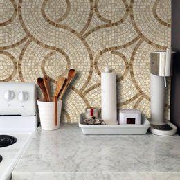 papel-de-parede-pastilha-mosaico-infinito-bege
