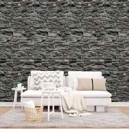 papel-de-parede-pedras-em-filetes-canjiquinha-cinza