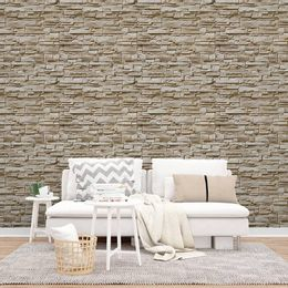 papel-de-parede-de-pedras-simetricas-bege