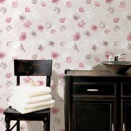 papel-de-parede-floral-delicado-suave-rosa-claro