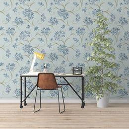 papel-de-parede-floral-arabesco-em-ramos-azul-acinzentado