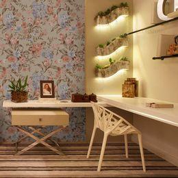 papel-de-parede-emaranhado-de-flores-cor-nude