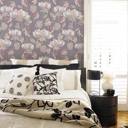 papel-de-parede-floral-abstrato-moderno-cor-lilas