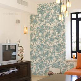 papel-de-parede-vintage-rosas-branco