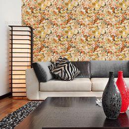 papel-de-parede-flores-decorativas-pessego