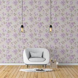 papel-de-parede-floral-rosas-moderno-delicado-lilas