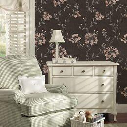 papel-de-parede-floral-moderno-ramos-de-flores-grafite