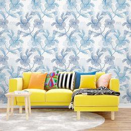 papel-de-parede-floral-riscos-azul-claro