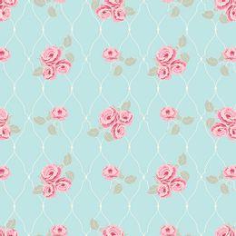 papel-de-parede-vintage-floral-tropical-turquesa