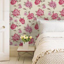 papel-de-parede-lindas-flores-palha