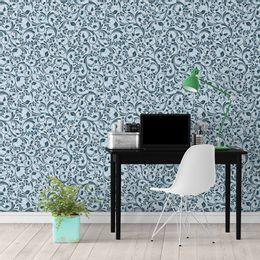 papel-de-parede-vintage-arabesco-azul-claro