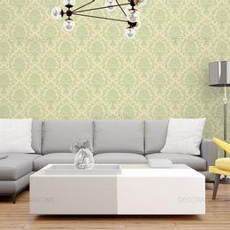 papel-de-parede-vintage-verde-musgo