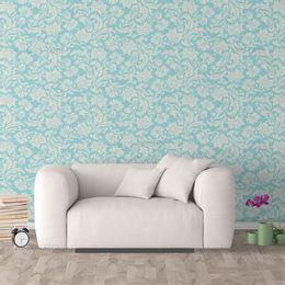 papel-de-parede-arabesco-vintage-turquesa
