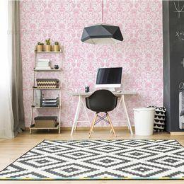 papel-de-parede-vintage-rosa-e-branco