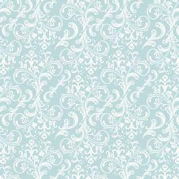 papel-de-parede-vintage-arabesco-turquesa