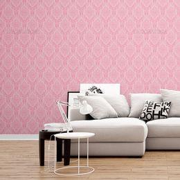 papel-de-parede-vintage-rosa-desenhado-com-branco