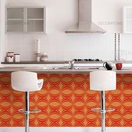 papel-de-parede-abstrato-laranja